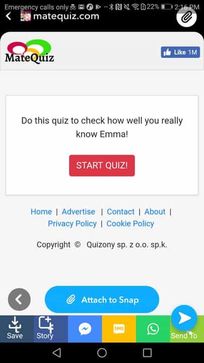 Wie gut kennen dich deine freunde test